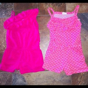 Girls Jumper Suits Like New!